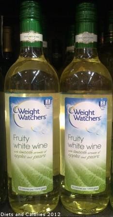 Weight Watchers Red and White Wines: Need to find this!