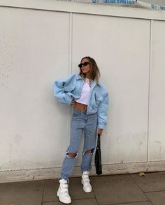 cute but casual outfits Spring Outfits, Trendy Outfits, Cool Outfits, Fashion Outfits, Womens Fashion, Fashion Tips, Aesthetic Fashion, Aesthetic Clothes, Look Fashion
