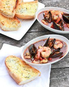 San Francisco Cioppino #seafood #stew #cioppino