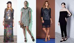 Tendências do outono/inverno 2014 - Industria Textil e do Vestuário - Textile Industry - Ano VI