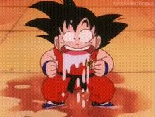 New trending GIF on Giphy. dragon ball drooling. Follow Me CooliPhone6Case on Twitter Facebook Google Instagram LinkedIn Blogger Tumblr Youtube