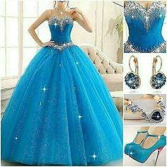 Beautiful #dress #fashion #style #stylish