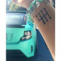 When your bracelet matches your car, and even has its own turbo, wrench, screwdriver and steering wheel! Create your own Leather Car Part Charm Bracelet online, choose your color and charms! www.GarageGirlsJewelry.com @minty_tc #garagegirls #turbo #turbob