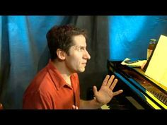 Seth Rudetsky Master Class at Sonic Park Academy. Seth Teaches how to best perform your audition song to get the best results. Audition Songs, Vocal Coach, Singing Lessons, Teaching Music, Musical Theatre, Master Class, Cool Suits, Teaching Ideas, Theater