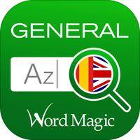 Diccionario Inglés-Español de Referencia General por Word Magic Software