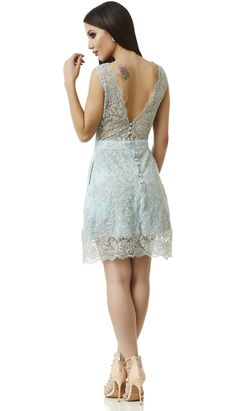 Vestido Amora - Lita Mortari