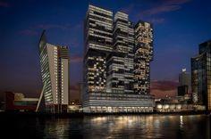 De Rotterdam - Rem Koolhaas