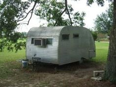 Using a small camper - This seemed too easy, there had to be a drawback somewhere...Oh yeah!!!  .