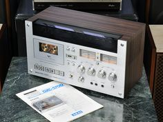 InJapan.ru — AKAI очень высокого качества кассетная дека AKAI GXC-570D настройка... в отличном состоянии — просмотр лота