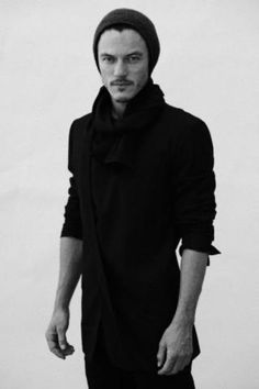 Luke Evans.