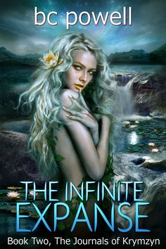 """""""The Infinite Expanse"""" Cover"""