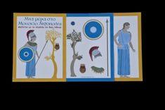Δανειστικά σακίδια για παιδιά και γονείς | Μουσείο Ακρόπολης Museum, Cover, Books, Art, Art Background, Libros, Book, Kunst, Performing Arts