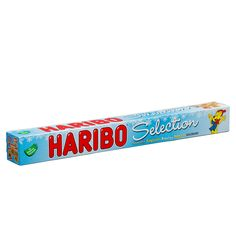 Haribo Selection Giant Tube. 470 grams of pure Haribo joy! Perfect for kids (and adults of course) for a Christmas treat that will last till the New Year! Click the image for more...  #Stocking #stockingfillers #fillers #presents #present #gifts #Disney #sweets #chocolate #Marvel #Minons #Toys #toy #Teddies #Dolls #beauty #lifestyle #Christmas #Christmaspresents #presents #Santa #FatherChristmas