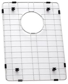 "Stainless Steel 16"" x 13"" Bottom Grid"