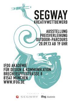 Partnervernissage von SEGWAY und der ifog Akademie Partner, Events, Movie Posters, Movies, Design, Inspirational, Communication, Poster, Creative