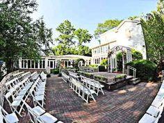 Gorgeous Wedding Venue Primrose Cottage In Roswell Georgia