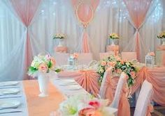 Related image Glitter Backdrop, Reception Backdrop, Wedding Decorations, Table Decorations, Wedding Ideas, African Traditional Dresses, Wedding 2017, Backdrops For Parties, Communion