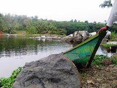 Source of the Nile River, Uganda