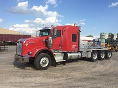 2006 Kenworth T800 for sale by owner on Heavy Equipment Registry  http://www.heavyequipmentregistry.com/heavy-equipment/16999.htm