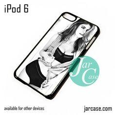 Sexy Alexandra daddario iPod Case For iPod 5 and iPod 6