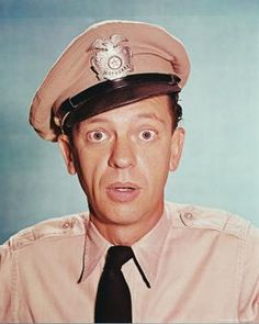 Don Knotts - Barney Fife - Andy Griffith Show