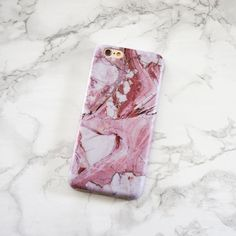 Marble Case for iPhone 6/6s - Rose - Elemental Cases -  - 2