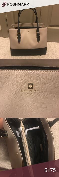 Kate Spade Cove Street Colorblock Airel Purse NEW WITH TAGS - Kate Spade purse with zipper separator and spacious pockets. Perfect for work or errands! kate spade Bags Totes