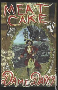 Meat Cake (1993 Fantagraphics) 15