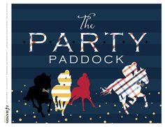 FREE+Kentucky+Derby®+Party+Printables+–+Derby+Style