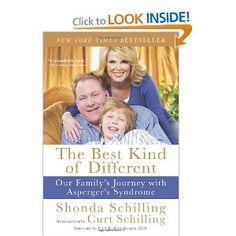 Shonda Schilling details every step of her family's journey with Asperger's,
