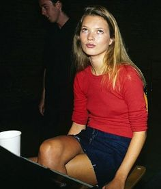 Kate Moss - 1990'