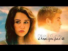 Miley Cyrus - I Hope You Find It [HQ + Lyrics]