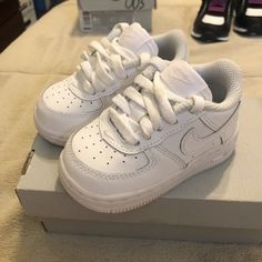 In great condition just minor wear to sneaker and laces. Comes with box Baby Jordan Shoes, Baby Boy Shoes Nike, Baby Girl Nike, Baby Boy Camo, Cute Baby Shoes, Baby Sneakers, Cute Baby Clothes, Babies Clothes, Baby Daddy