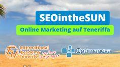 """""""SEOintheSUN"""": Zum Online Marketing Experten werden, wo andere Urlaub machen - Mehr Infos zum Thema auch unter http://vslink.de/internetmarketing"""