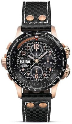 7e00ba5a82c Hamilton Khaki X-Wind Automatic Chronograph
