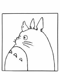 my neighbour totoro print, studio ghibli print, anime art prints Studio Ghibli Art, Studio Art, Studio Ghibli Tattoo, Ghibli Movies, Anime Tattoos, My Neighbor Totoro, Aesthetic Anime, Aesthetic Art, Animes Wallpapers