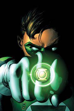 Hal Jordan | el segundo linterna verde es hal jordan que en 1959 era piloto de ...