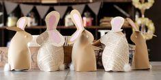 Paper bunnies