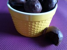 Healthy Life Lessons: Heart Healthy Peppermint Truffles