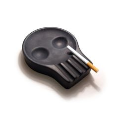 ASH TRAY SKULLY by christian sjöström