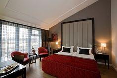 Luxe Kamers & Suites in Den Haag - Scheveningen | 5-sterren Kurhaus Hotel