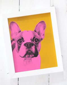 Dog-I-Y: Make Your Own Pop Art Style Pet Portraits