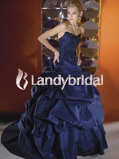 dark blue wedding dresses   Wedding Charleston   Pinterest   Blue ...