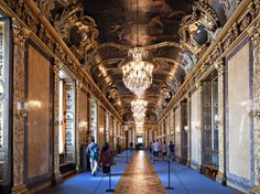 Stockholm's palace is one of the world's largest still in use for its original purpose.