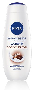 NIVEA care & cocoa butter