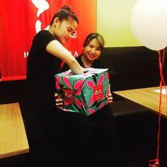 Felicidades a Javier Pereda nuestro ganador de la cena shabu shabu para dos personas por nuestro séptimo aniversario #Hanakura