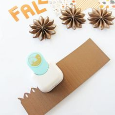 Create a decorative edge on paper rosettes with this paper punch! This inch package contains one rosette punch. Balloons And More, Paper Rosettes, Arts And Crafts, Paper Crafts, We R Memory Keepers, Paper Punch, Diy Party, Scrapbook, Create