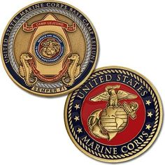 My birthplace! Semper Fi Marines, Us Marines, Usmc, Dog Tags Military, Military Gear, Marine Corps Bases, Military Challenge Coins, Once A Marine, Camp Lejeune