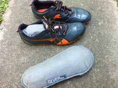 Our shoe inserts are designed to slide into shoes when you're not wearing them, killing odor-causing bacteria and freshening your shoes for their next use. can be used on any type of shoe too, dress shoes, sneakers, golf shoes, cleats, show boots etc!