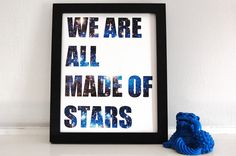 We Are All Made of Stars by pillarsofcreation  #Illustration #Stars #pillarsofcreation